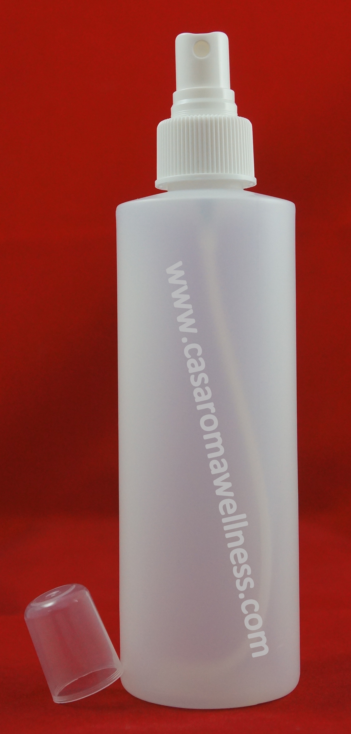 HDPE Bottle (plastic) with mister