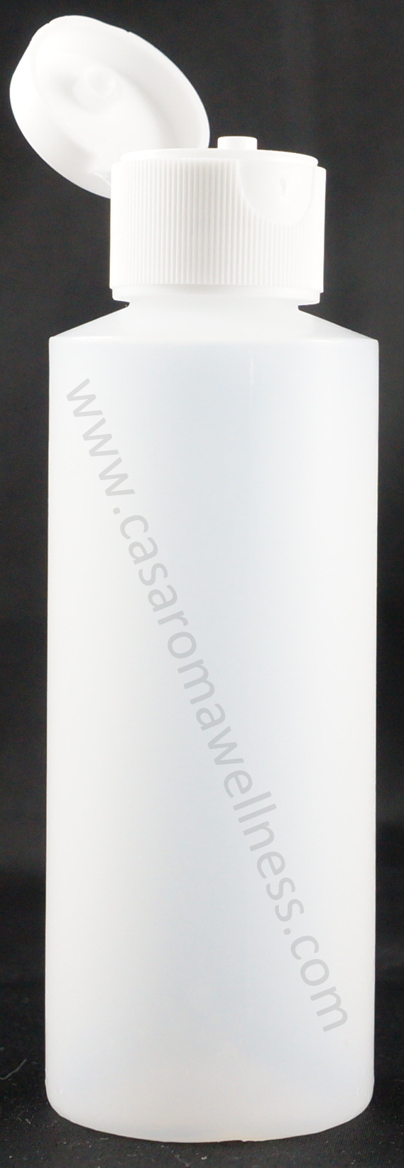 HDPE Bottle (plastic) no lid