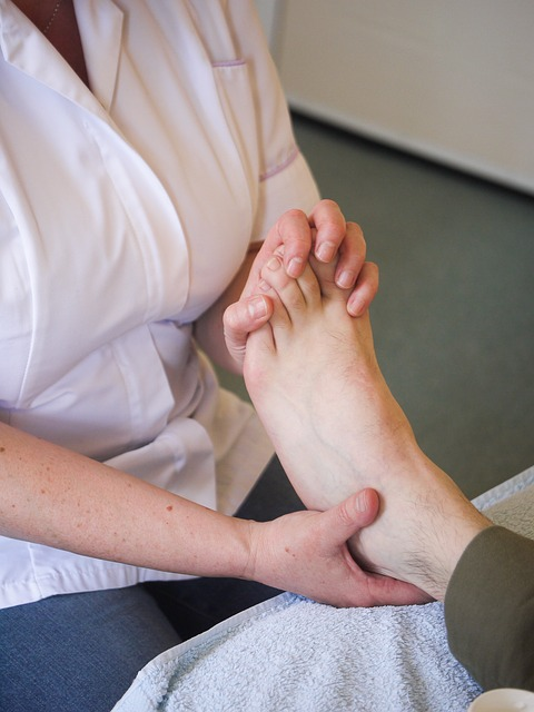 foot reflexology at casaromawellness centre  in dartmouth NS