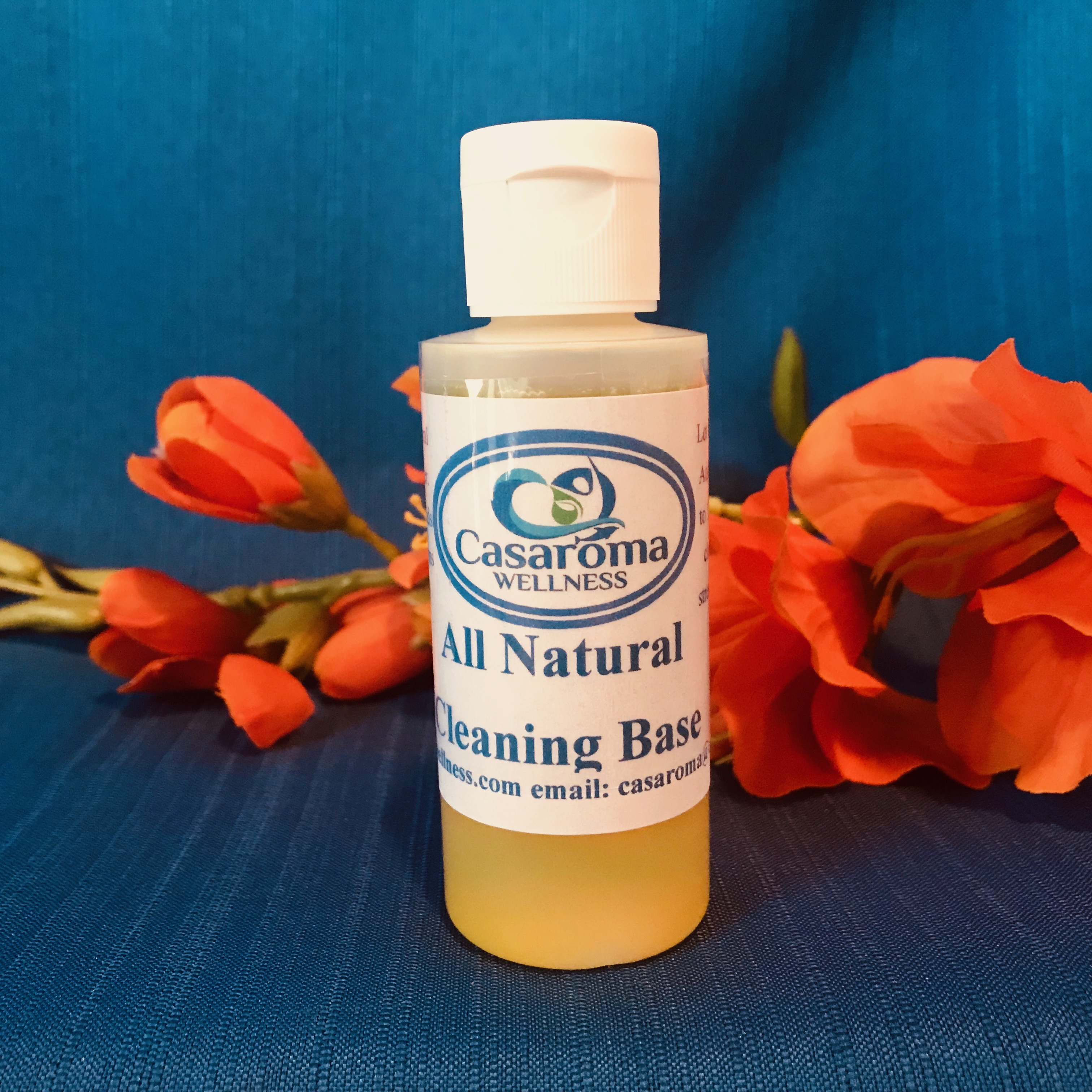 All Natural Cleaner Base Concentrate