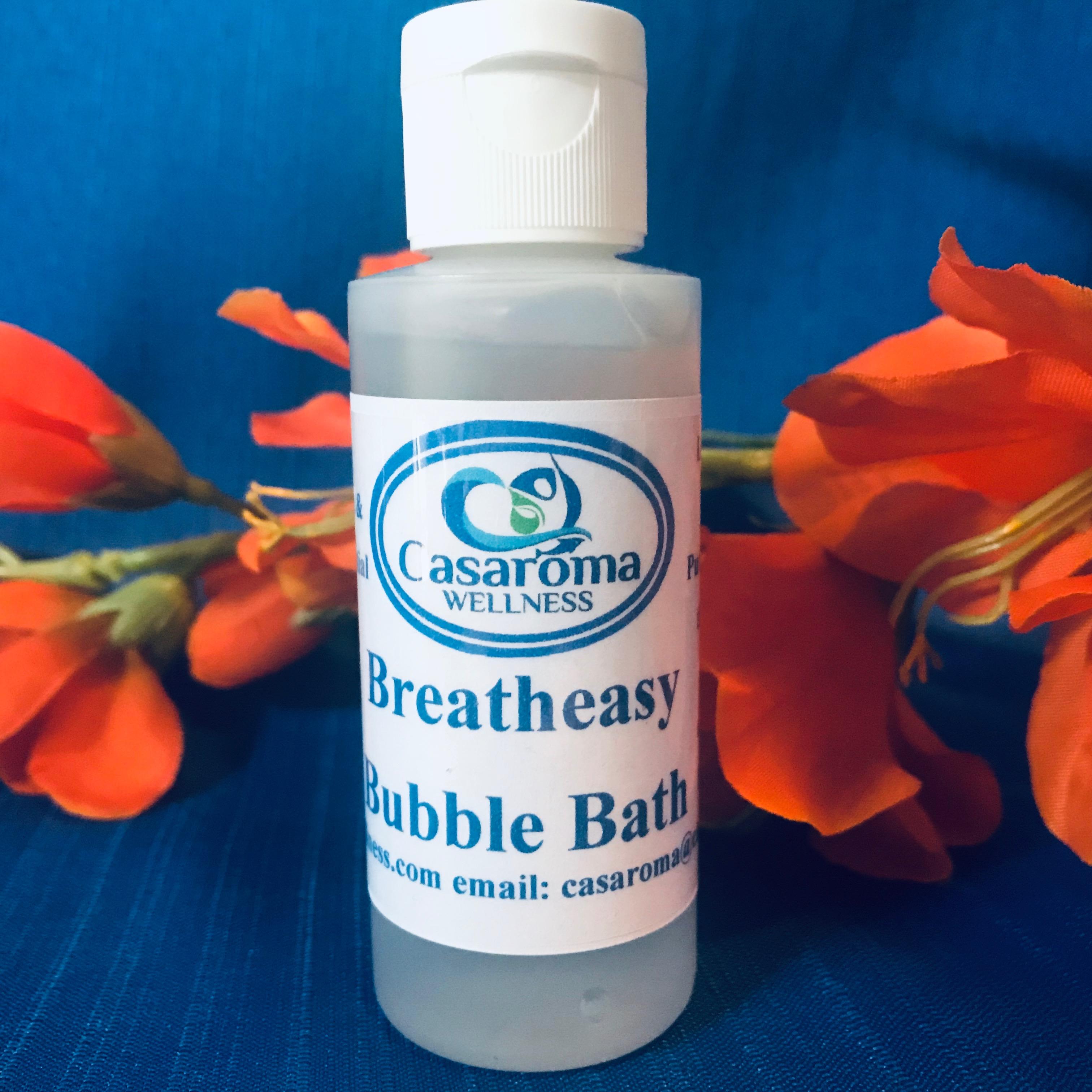 Breatheasy Bubble Bath