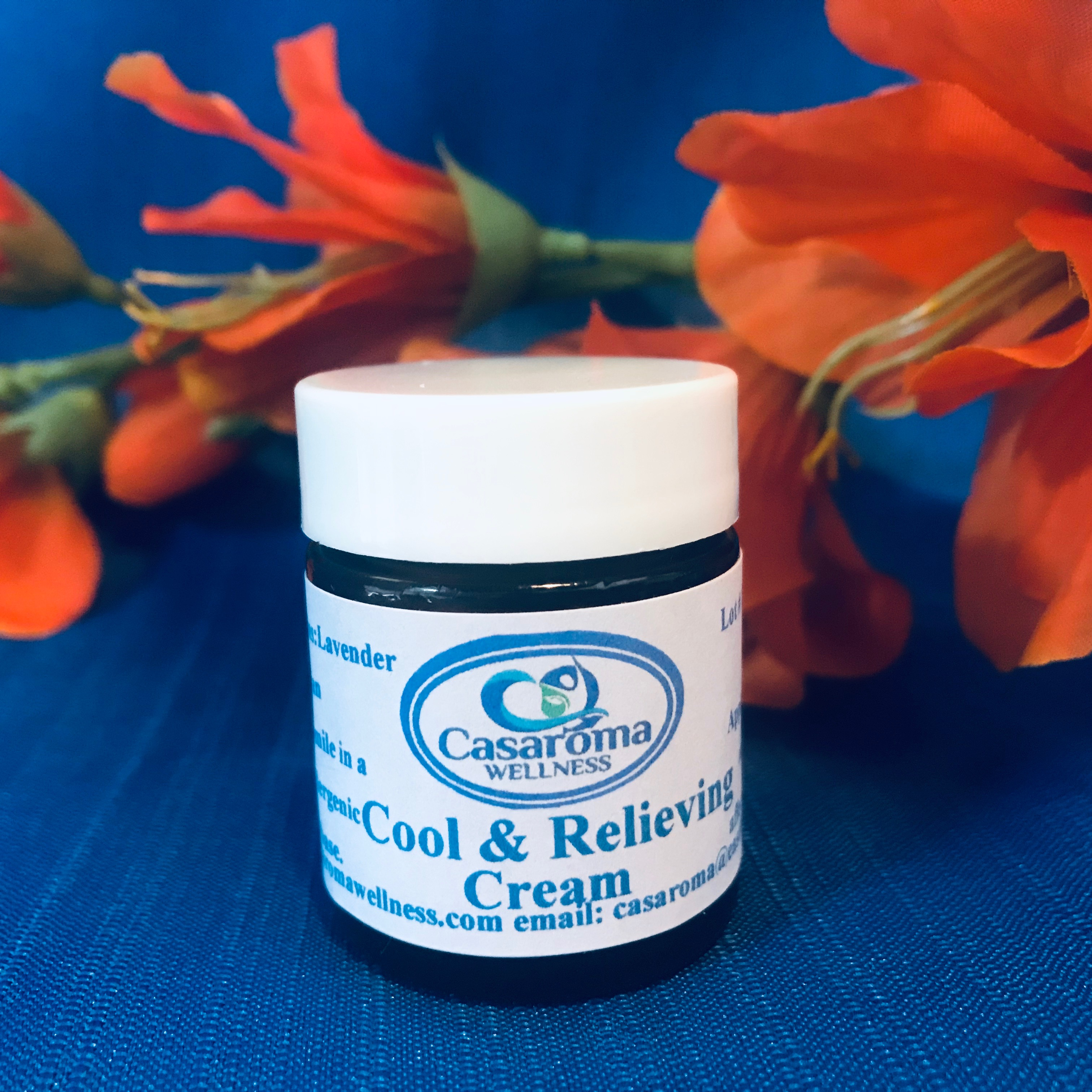 Cooling and Relieving Cream