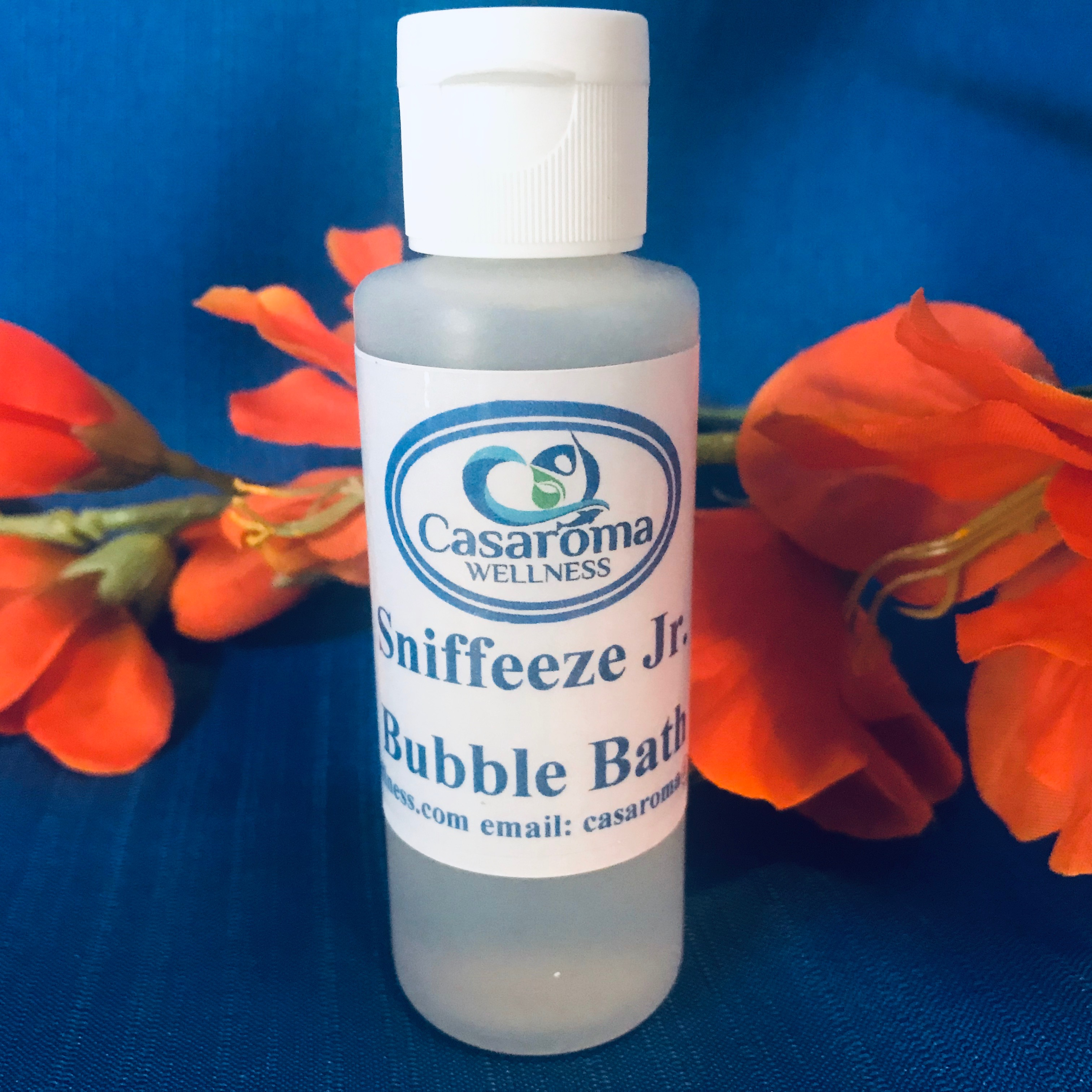 Sniffeeze Jr. Bubble Bath