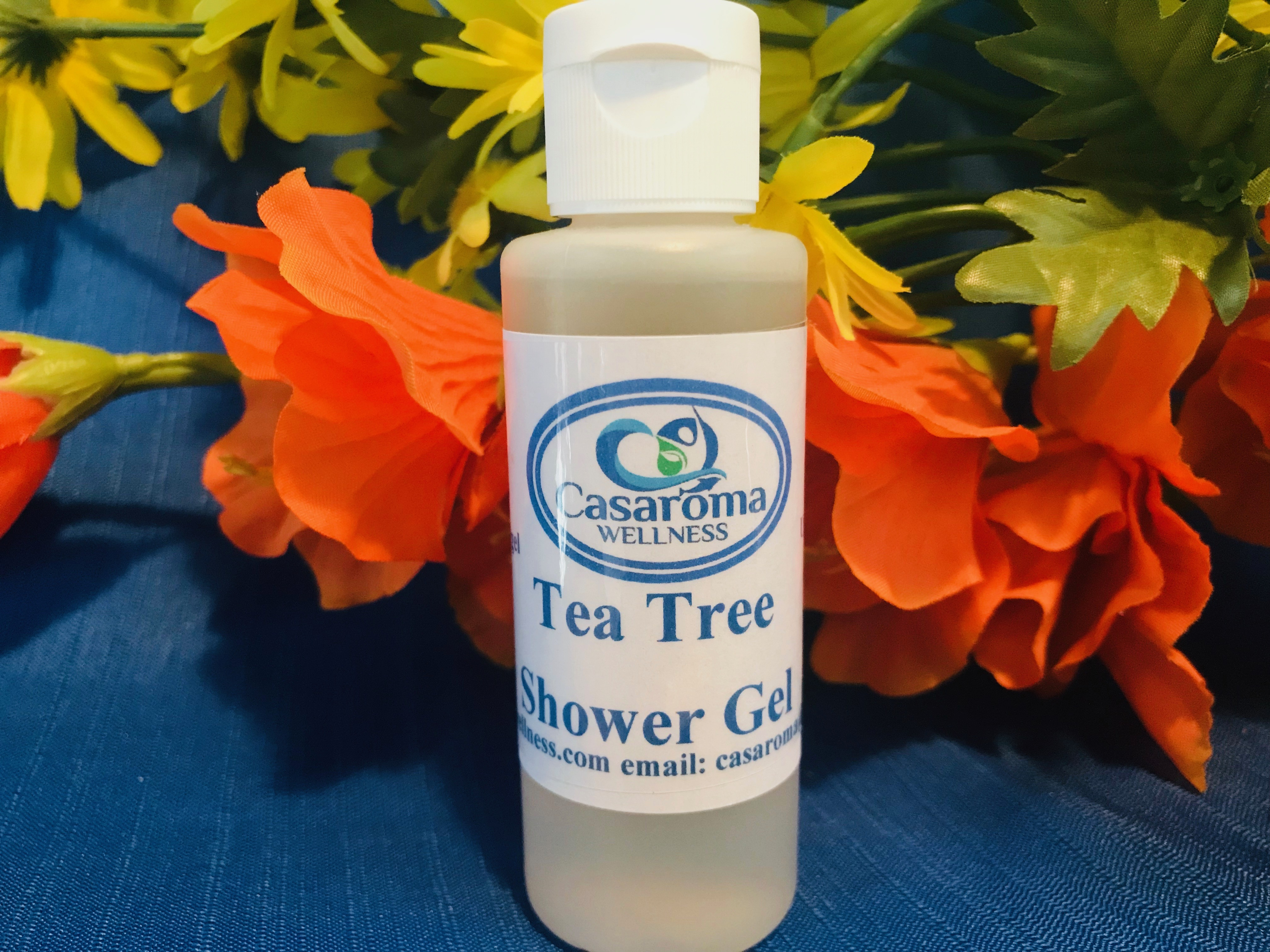 Tea Tree Shower Gel